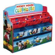 Delta Children® Mickey Mouse Deluxe Book and Toy Organizer (TB84983MM)