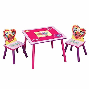Delta Children® PAW Patrol Table and Chair Set (TT89551PW)