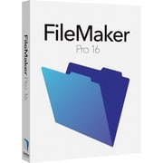 FileMaker® Pro v.16 Upgrade Business Software, 1 User, Windows/Mac (HL2C2ZM/A)