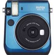 Fujifilm instax Mini 70 Camera with Mini Candypop Film, 60 mm, Island Blue