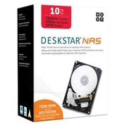 "HGST® Deskstar® 6TB 7200 RPM SATA 6 Gbps 3.5"" Internal Hard Drive for Desktop NAS Systems (0S03839)"