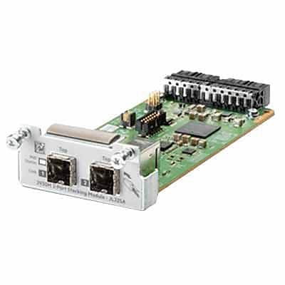 HP® JL325A 2-Port Network Stacking Module for Aruba 2930 Series Switches