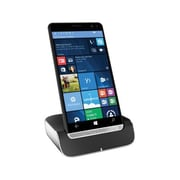 "HP® Elite x3 X9U42UT#ABA-KIT 5.96"" Smartphone Kit, 64GB, Windows 10 Mobile, Black"