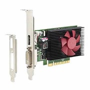 HP® NVIDIA GeForce GT 730 GDDR5 PCI Express 2GB Gaming Graphic Card