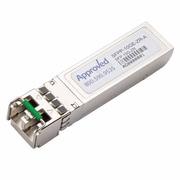 Juniper® 10GBase-ZR Single Mode LC Fiber Optic SFP+ Transceiver Module, 10 Gbps (SFPP-10GE-ZR)