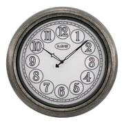 "La Crosse® Indoor/Outdoor 18"" x 2 1/2"" Lighted Dial Wall Clock (403-3246)"