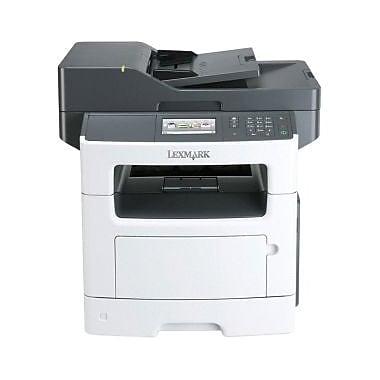 Lexmark™ MX511DHE Monochrome Laser Multifunction Printer, New