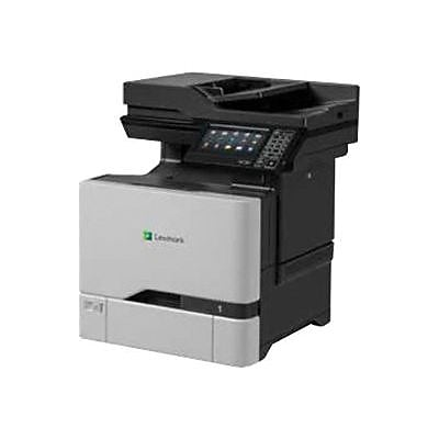 Lexmark™ CX725de Color Laser Multifunction Printer, New