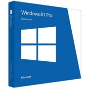 Microsoft® Windows 8.1 Pro 64-Bit License Software, Windows, DVD (FQC-06950)