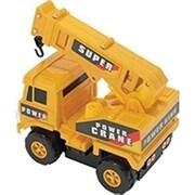 Mota® Mini Construction Crane Toy Truck, Yellow (YLLWCAR-CRN)