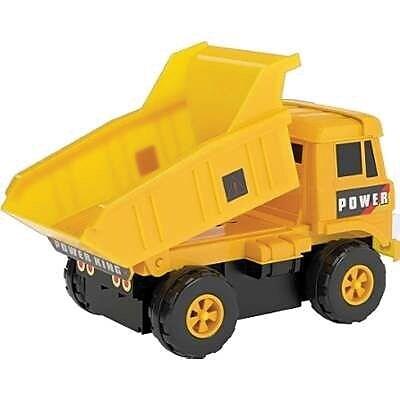 Mota® Mini Construction Dump Toy Truck, Yellow (YLLWCAR-DMP)