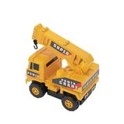 Mota® Mini Construction Excavator Toy Truck, Yellow (YLLWCAR-EXC)