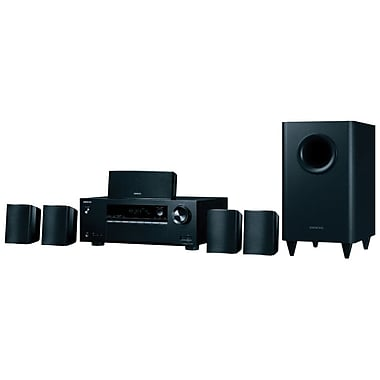 Onkyo® 5.1 Channel Home Theater System for TV (HT-S3800)