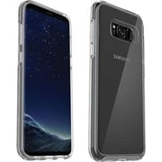 Otter Box Symmetry 78 51349 Protective Case for 5.8 inch Galaxy S8 Edge, Clear by