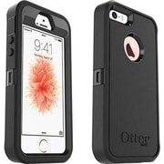 Otter Box Defender 78 51403 ProPack Carton Polycarbonate/Rubber Protective Case for 4 inch iPhone 5/5s/SE, Black by