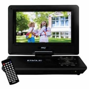"Pyle® PDV71BK 9"" LCD Portable Multimedia Disc Player"