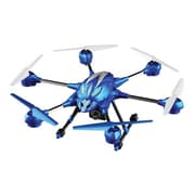 Riviera Remote Control Pathfinder Hexacopter Drone, Blue (RIV-W609-8B)