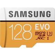 Samsung MB-MP128GA/AM EVO Class 10/UHS-I 128GB microSDXC Memory Card