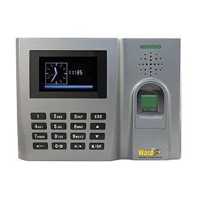 Wasp® WaspTime BC100 Barcode Time Clock