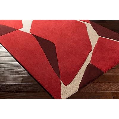 Varick Gallery Nida Hand-Tufted Area Rug; 2' x 3'