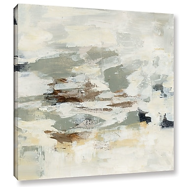 Varick Gallery Steps on Stones II Painting Print on Wrapped Canvas; 24'' H x 24'' W x 2'' D