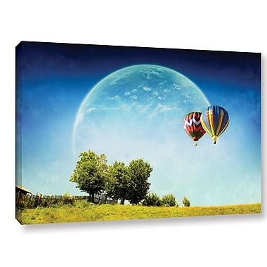 Varick Gallery Dreamland Explorer Photographic Print on Wrapped Canvas; 8'' H 12'' W