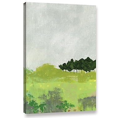 Varick Gallery 'Trees' 2 Painting Print on Wrapped Canvas; 18'' H x 12'' W x 2'' D