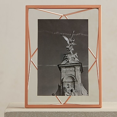 Varick Gallery Copper Wire Frame; 8'' x 10''
