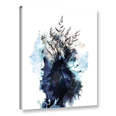Varick Gallery Inklings III Graphic Art on Wrapped Canvas; 18'' H x 14'' W x 2'' D