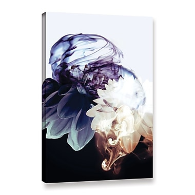 Varick Gallery Smoke Without Fire IV Graphic Art on Wrapped Canvas; 12'' H x 8'' W x 2'' D