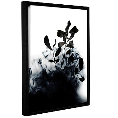 Varick Gallery Smoke Without Fire II Framed Graphic Art; 48'' H x 36'' W x 2'' D