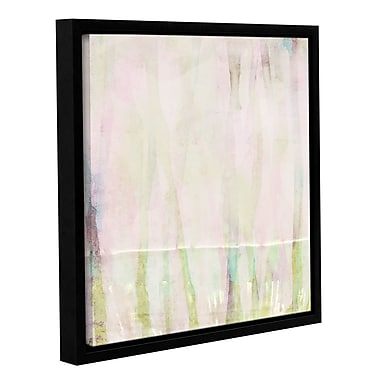 Varick Gallery 'Flairer VII' by Sia Aryai Framed Painting Print ; 14'' H x 14'' W x 2'' D