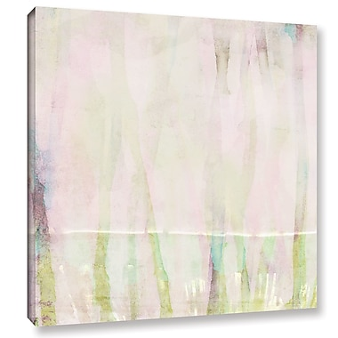 Varick Gallery 'Flairer VII' by Sia Aryai Painting Print on Wrapped Canvas; 24'' H x 24'' W x 2'' D
