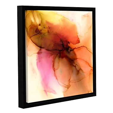 Varick Gallery 'What's Inside' by Sia Aryai Framed Painting Print ; 10'' H x 10'' W x 2'' D