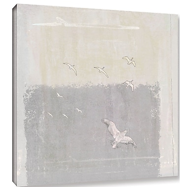 Varick Gallery 'Rhyme I' by Sia Aryai Painting Print on Wrapped Canvas; 24'' H x 24'' W x 2'' D