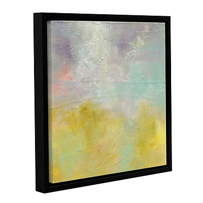 Varick Gallery 'Mist' By Jan Weiss Framed Painting Print; 18'' H x 18'' W x 2'' D