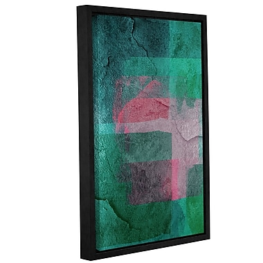 Varick Gallery 'Objective Purity' by Scott Medwetz Framed Graphic Art Wrapped on Canvas