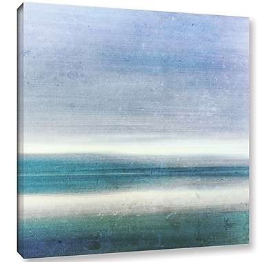Varick Gallery Lake Victoria Painting Print on Wrapped Canvas; 10'' H x 10'' W x 2'' D