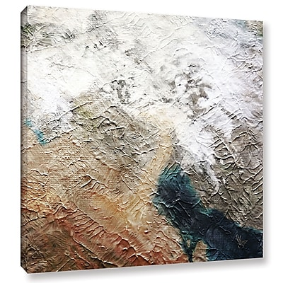 Varick Gallery Dusty Lust Painting Print on Wrapped Canvas; 18'' H x 18'' W x 2'' D