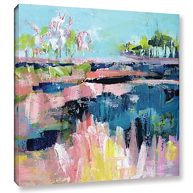 Varick Gallery Another Summer Day I Painting Print on Wrapped Canvas; 24'' H x 24'' W x 2'' D