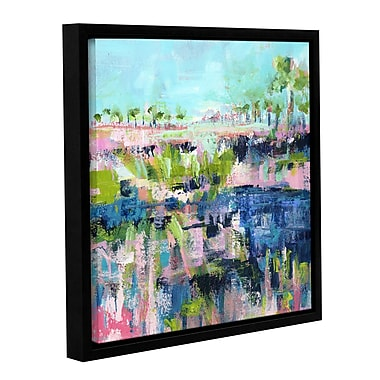 Varick Gallery Another Summer Day II Framed Painting Print; 14'' H x 14'' W x 2'' D