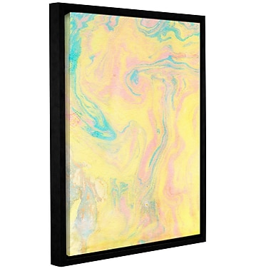Varick Gallery Marble I Framed Print of Painting; 48'' H x 36'' W x 2'' D