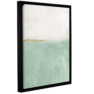 Varick Gallery Upon Our Sights II Framed Print of Painting; 10'' H x 8'' W x 2'' D