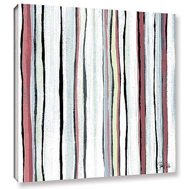 Varick Gallery Abstract IV Graphic Art on Wrapped Canvas; 14'' H x 14'' W x 2'' D