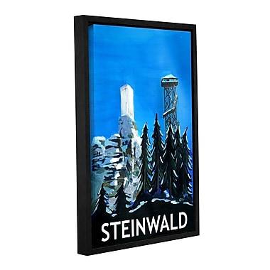 Varick Gallery Steinwald Poster Framed Painting Print; 48'' H x 32'' W x 2'' D
