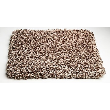 Varick Gallery Bouvier Heather Beige Area Rug; 5' x 7'