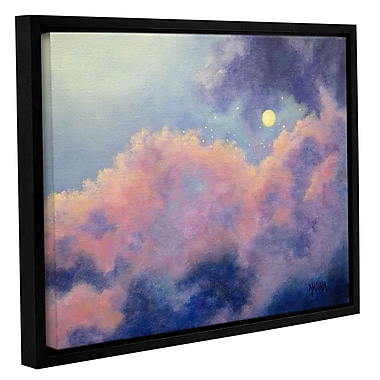 Varick Gallery Angels Among the Clouds Framed Painting Print; 8'' H x 10'' W x 2'' D