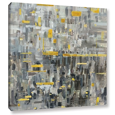 Varick Gallery Reflections Square Painting Print on Wrapped Canvas; 10'' H x 10'' W x 2'' D