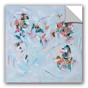 Varick Gallery Abstract Entwined Wall Mural; 36'' H x 36'' W x 0.1'' D