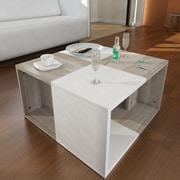 Varick Gallery Bombardier Coffee Table